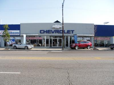 Mike Anderson Chevrolet Of Chicago In Chicago Including Address