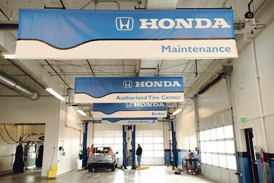 Underriner Honda Image 1