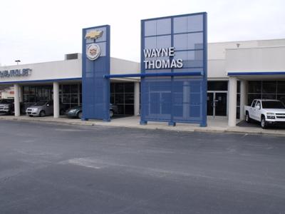 Wayne Thomas Chevrolet Cadillac in Asheboro including address, phone