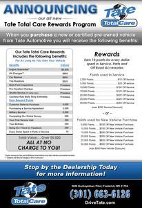 Tate Dodge Used Cars Annapolis