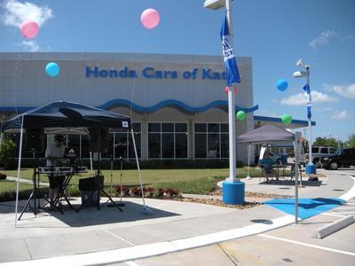 Honda Cars Of Katy In Katy Including Address Phone Dealer Reviews