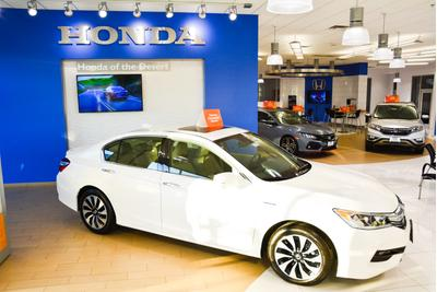 Honda Of The Desert In Cathedral City Including Address Phone