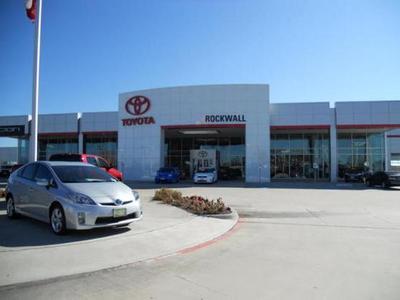 Toyota Of Rockwall >> Toyota Of Rockwall In Rockwall Including Address Phone Dealer