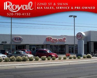 Royal Kia Tucson >> Royal Kia Tucson In Tucson Including Address Phone Dealer Reviews