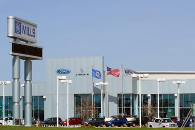 mills ford brainerd in baxter including address phone