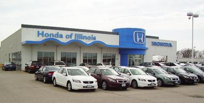 honda of illinois in springfield including address phone
