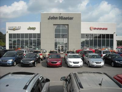 John Hiester Chrysler-Dodge-Jeep-RAM in Lillington ...