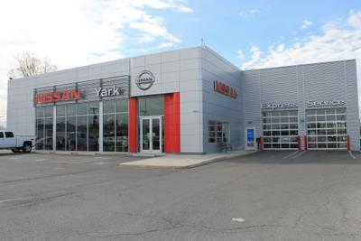 Yark Nissan in Toledo including address, phone, dealer reviews ...