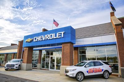 Ganley Chevrolet of Aurora in Aurora including address, phone ...