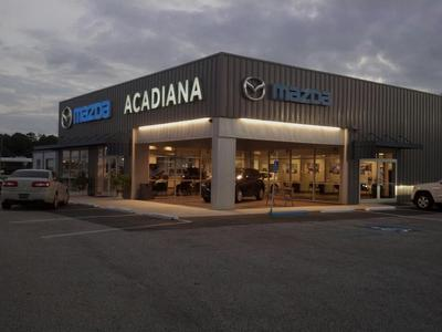 Acadiana Mazda in Lafayette including address, phone, dealer reviews