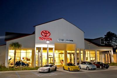 Stokes Brown Toyota of Hilton Head Image 2