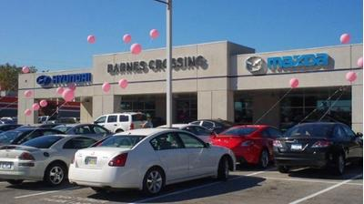 Barnes Crossing Hyundai Mazda In Tupelo Including Address Phone