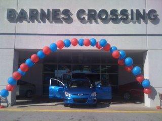 Barnes Crossing Hyundai Mazda In Tupelo Including Address Phone