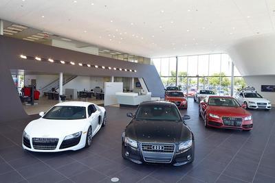 Audi Tulsa Image 4