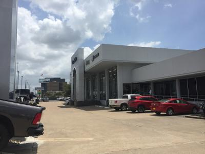 Mac Haik Dodge Chrysler Jeep Ram Katy Freeway in Houston including
