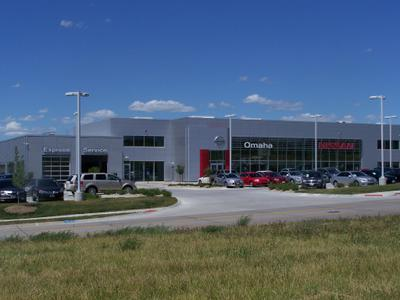 nissan of omaha in omaha including address, phone, dealer reviews