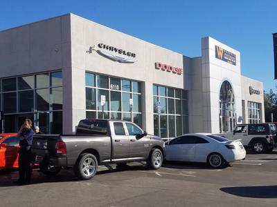 Van Nuys Dodge >> Russell Westbrook Chrysler Dodge Jeep Ram Of Van Nuys In Van Nuys