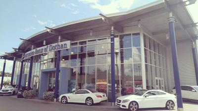 Mercedes Benz Of Dothan In Dothan Including Address Phone Dealer