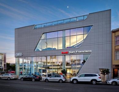 Audi San Francisco >> San Francisco Audi Mazda Volkswagen Volvo Cars In San Francisco