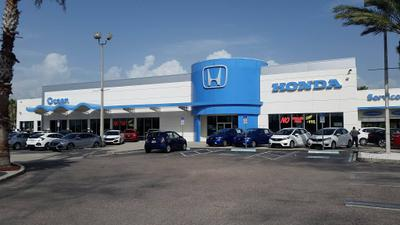 Ocean Honda in Port Richey including address, phone, dealer reviews