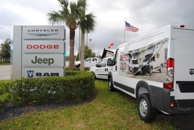 Vero Beach Chrysler Jeep Dodge RAM Image 2