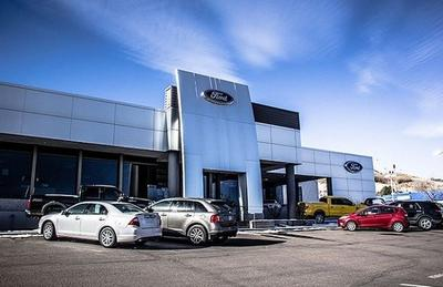 Phil Long Ford Lincoln Motor City In Colorado Springs