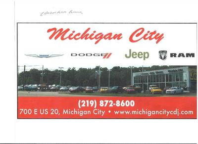 michigan city chrysler dodge jeep ram in michigan city including. Cars Review. Best American Auto & Cars Review