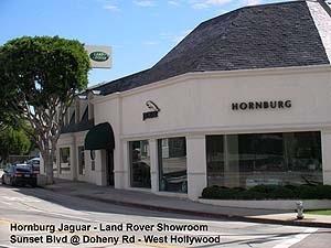 Elegant Hornburg Jaguar Land Rover Santa Monica Image 1