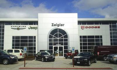 Zeigler Chrysler Jeep Dodge RAM of Schaumburg in Schaumburg ...