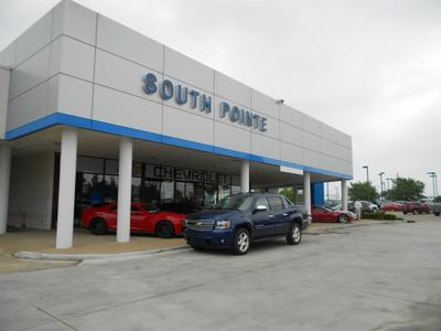 South Pointe Chevrolet In Tulsa Including Address Phone Dealer Reviews  Directions A Map