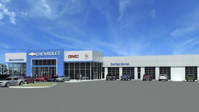 Dekalb Sycamore Chevrolet Cadillac GMC Image 1