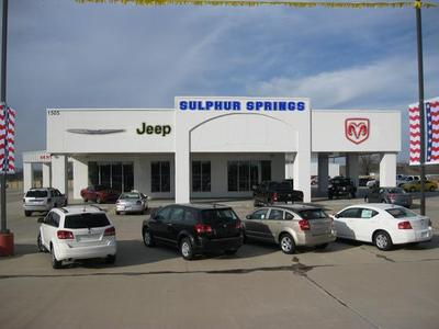 Sulphur Springs Chrysler Jeep Dodge Ram In Sulphur Springs Including