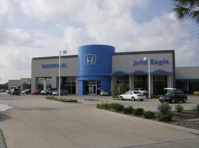 John Eagle Honda in Houston including address, phone, dealer reviews