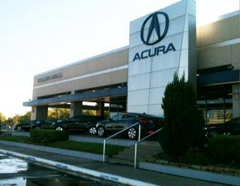 Sterling Mccall Acura >> Sterling Mccall Acura In Houston Including Address Phone Dealer