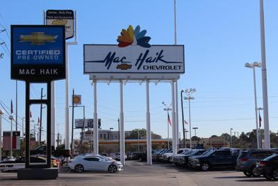Mac Haik Chevrolet in Houston including address, phone, dealer ...