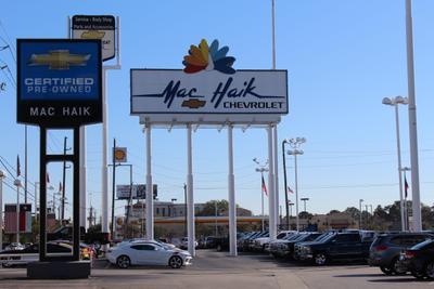 Mac Haik Chevrolet Image 1