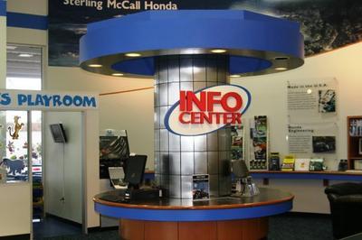 ... Sterling McCall Honda Image 3 ...