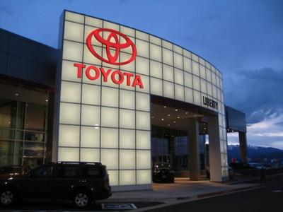 Colorado Springs Toyota >> Larry H Miller Liberty Toyota Colorado Springs In Colorado