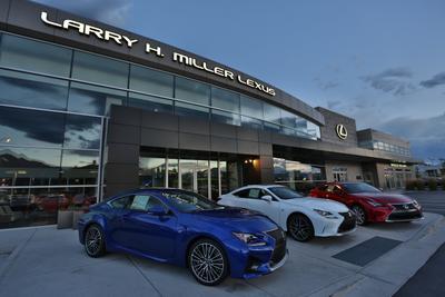 Larry H Miller Lexus >> Larry H. Miller Lexus Murray in Salt Lake City including address, phone, dealer reviews ...