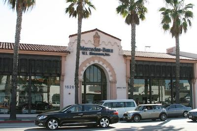 W i simonson inc in santa monica including address for Mercedes benz dealers wisconsin