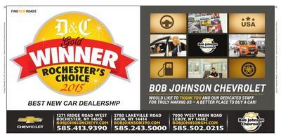 Bob Johnson Chevy >> Bob Johnson Chevrolet Buick Gmc Cadillac In Le Roy Including Address