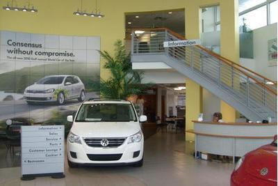 Lokey Volkswagen In Clearwater Including Address Phone Dealer