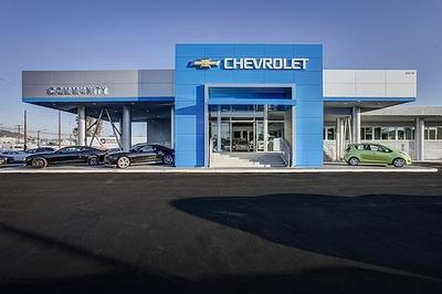 community chevrolet in burbank including address phone dealer. Cars Review. Best American Auto & Cars Review