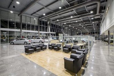 Mercedes benz of stevens creek in san jose including for Mercedes benz dealership san jose