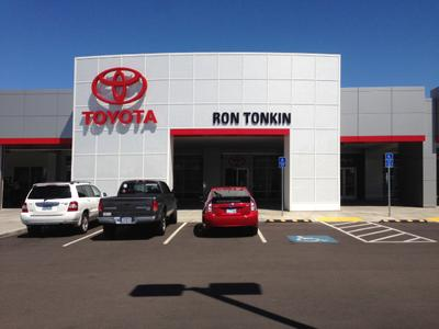 Ron Tonkin Toyota In Portland Including Address Phone Dealer