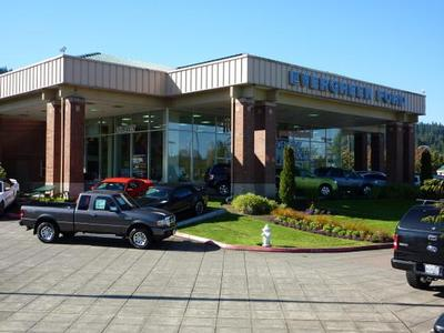 Evergreen Ford Lincoln In Issaquah Including Address