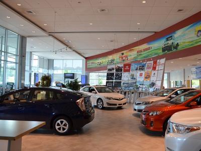 ... Balise Toyota Image 4 ...