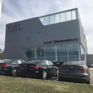 Audi Shrewsbury in Shrewsbury including address, phone, dealer ...
