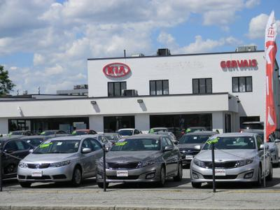Gervais Kia In Lowell Including Address Phone Dealer