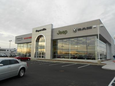 Naperville Chrysler Jeep Dodge RAM in Naperville including address